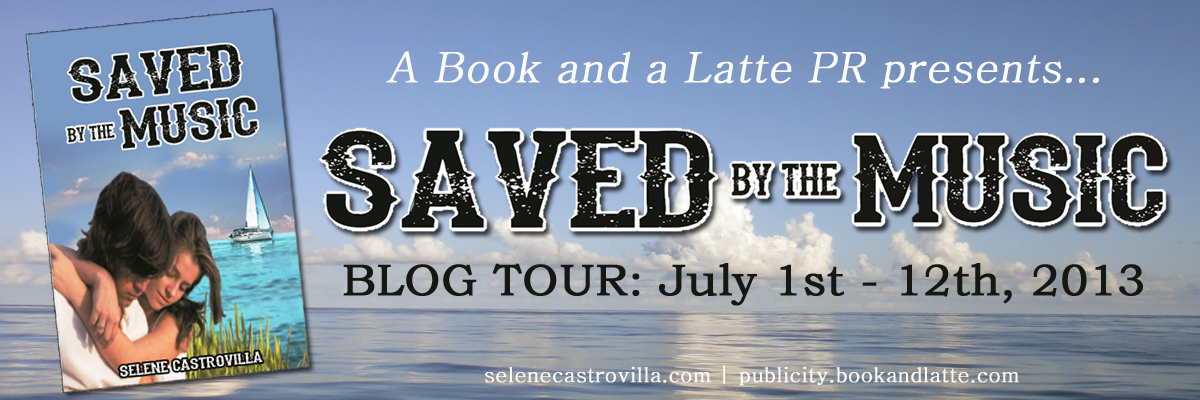 Saved By The Music Blog Tour